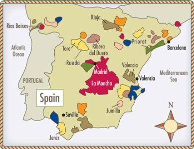 Savoring Spanish Wines At Savbor