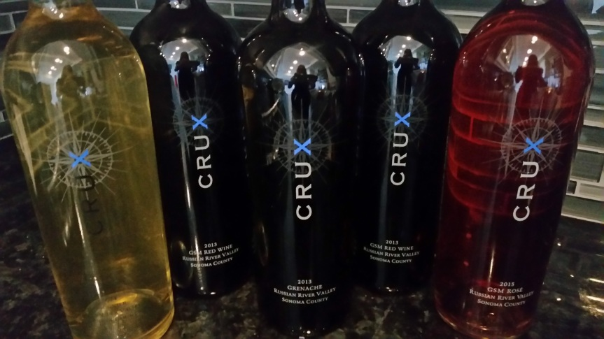 Crux, an Emerging Sonoma Star