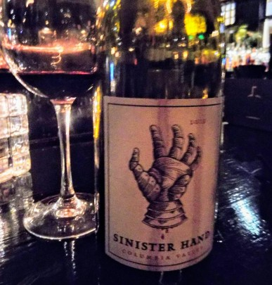 Sinister Hand by Owen Roe