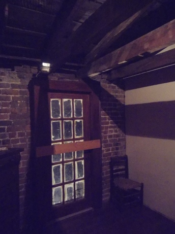 Room where Molly, the house slave, was found hanging