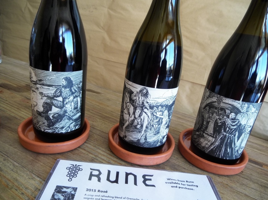 Rune: An Emerging Arizona Rhone Ranger